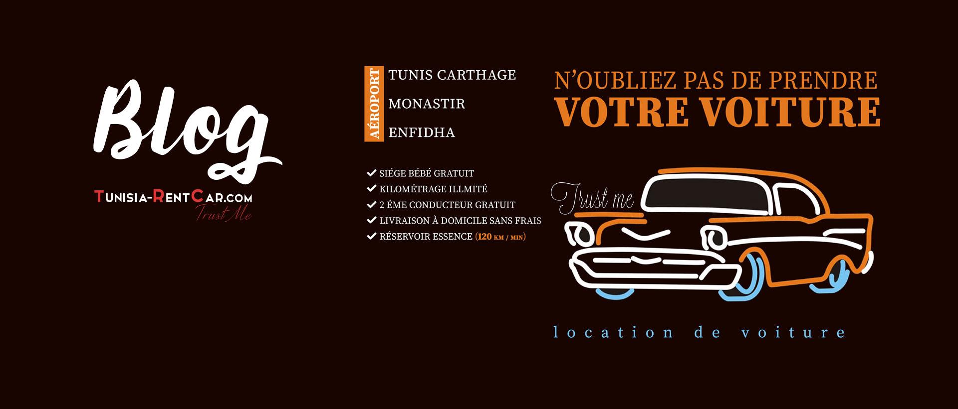 Blog Tunisia Rentcar